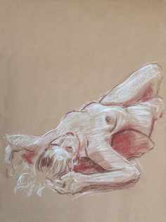 Drawing by Michael Brouillet