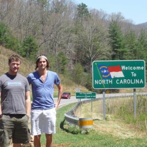 Post Olympics road trip