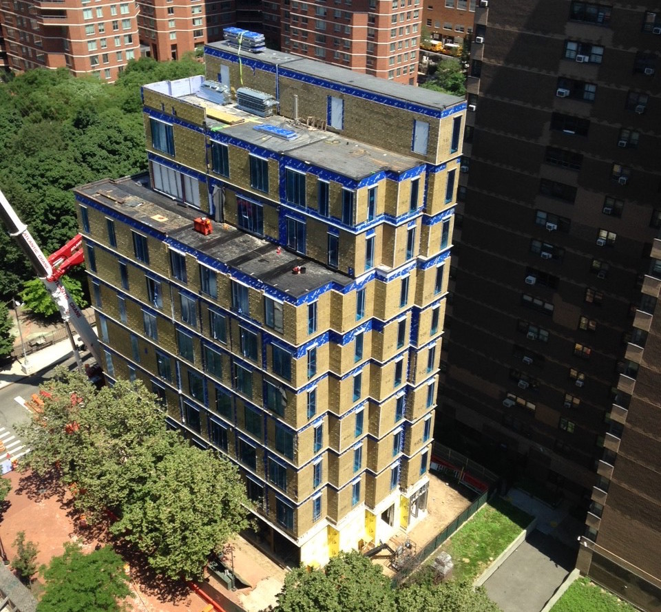 NYCs First Micro Apartment Building Is Almost Ready To Rock LifeEdited