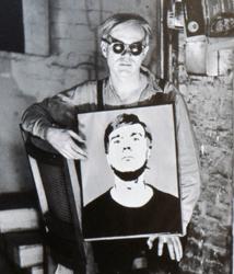 Andy Warhol by William John Kennedy