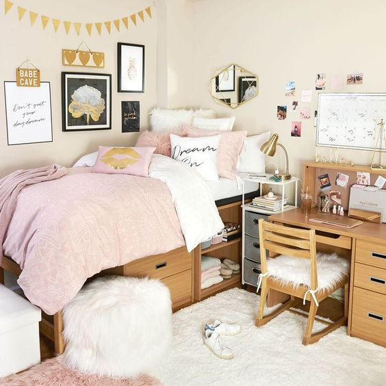 5 cute dorm room ideas i 39 m obsessing over life et moi - Cool dorm room ideas ...