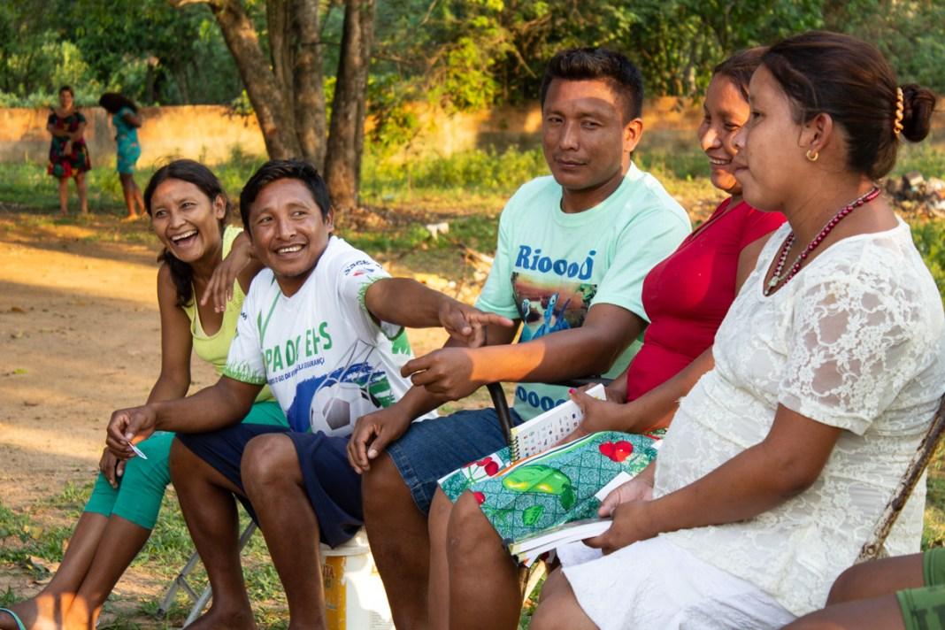 ACNUR e Apoio aos indígenas venezuelanos Warao
