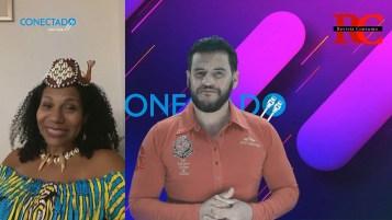 Programa CONECTADO COM VOCÊ e Rainha DIAMBI
