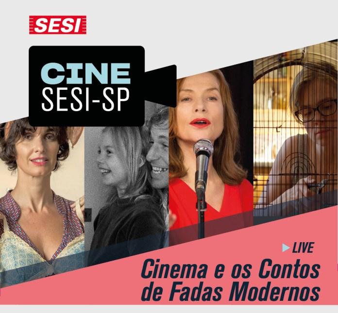 Sesi-SP promove uma live para discutir os filmes indicados dentro do projeto Cine Sesi-SP Belas Artes à La Carte