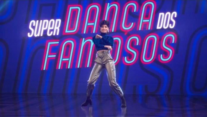 Lu do Magalu participa do Super Dança dos Famosos