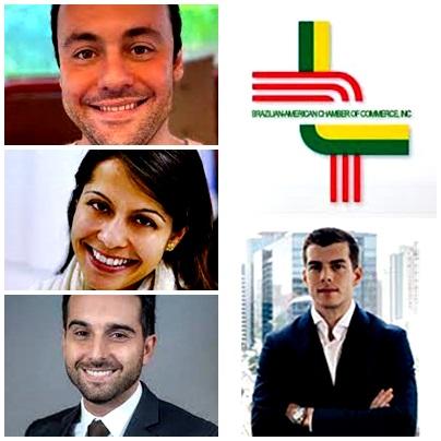 Homenagem da Câmara de Comércio Brasileiro-Americana a bolsistas brasileiros