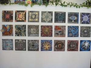 7 Chakras, 7 Mantras, 7 Days (c) Susan Mullen