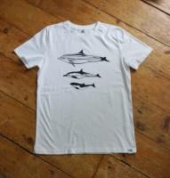cetacean t-shirt