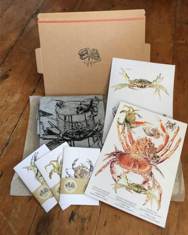 Crabs galore gift box