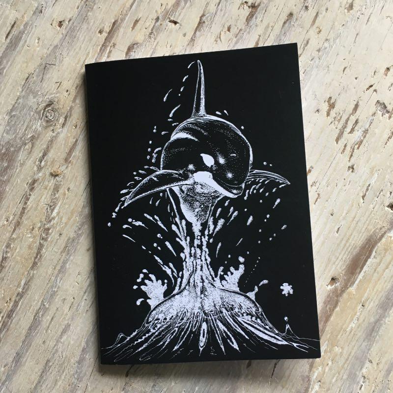 Orca Pocket Notebook