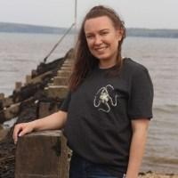 sand brittle star t-shirt