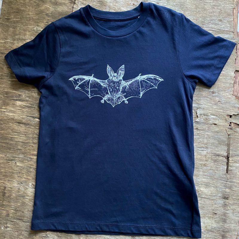 Childrens long-eared bat t-shirt