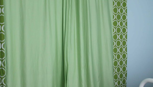 Decorating on the Cheap: Sheets? Curtains?? YES!!!!