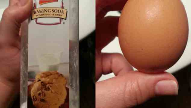 Egg Yolk Facial