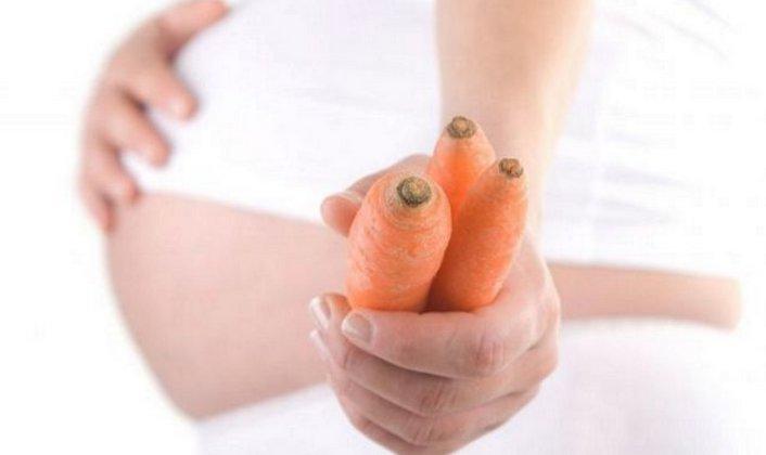 Можно ли беременным есть корейскую морковь. Морковь при беременности: рекомендации врача