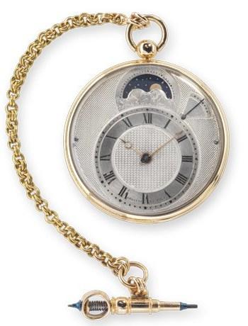 Карманные часы Breguet