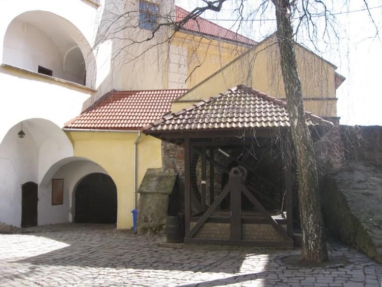 Замок Паланок, Замок Мукачево, Мукачевский замок