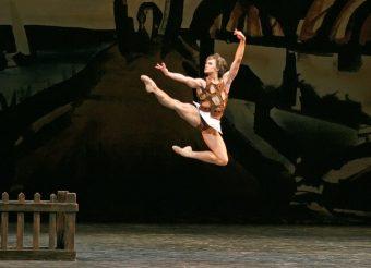 Иван Путров — премьер Королевского балета Великобритании