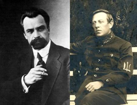 Соратник Петлюры, лидер Центральной Рады, Владимир Винниченко