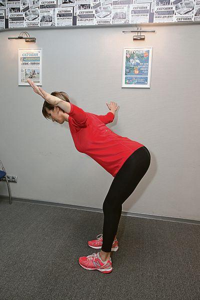 Эффективные упражнения для мам