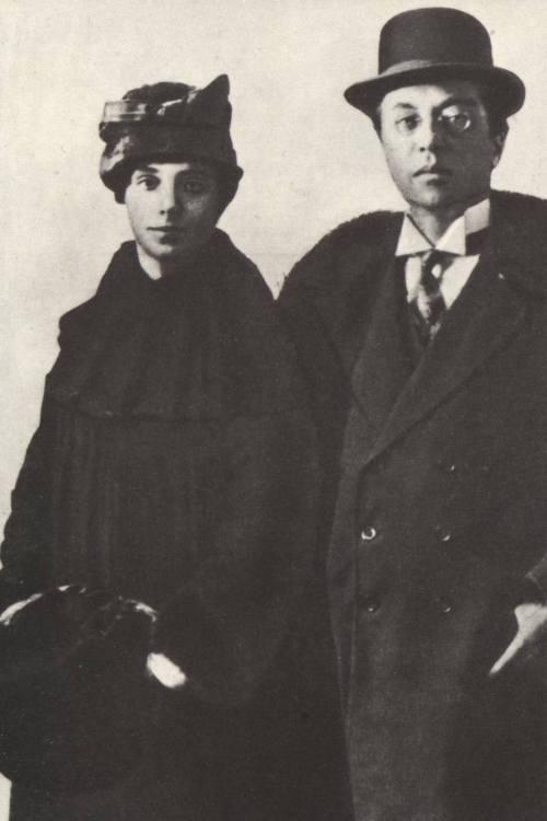 Нина Кандинская, жена Кандинского
