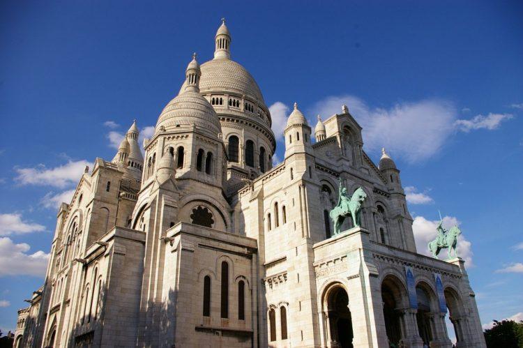 Сакре-кер, Париж