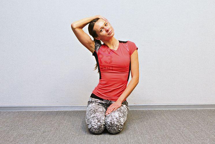 Лечебная гимнастика для шеи