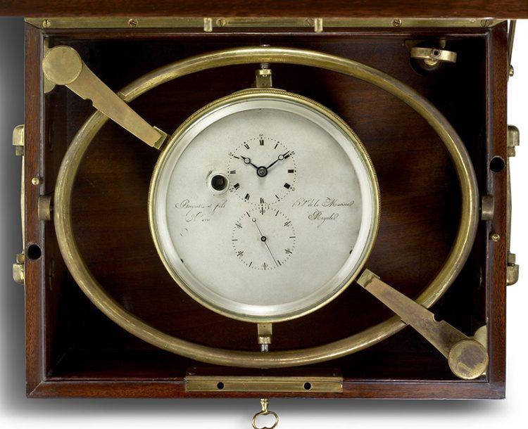 морской хронометр, Breguet