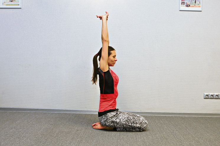Лечебная гимнастика для груди