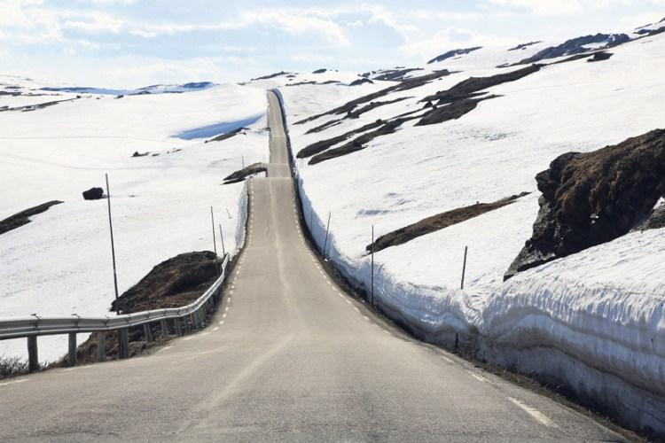 автопутешествия, Норвегия