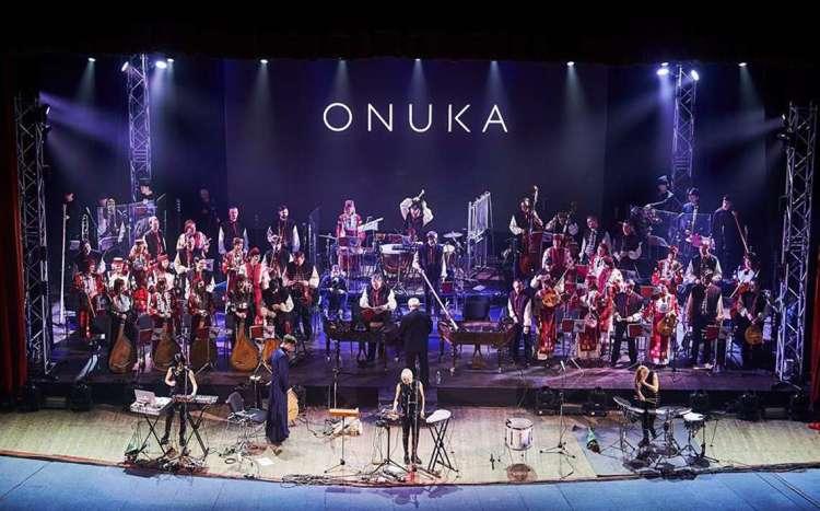 онука Onuka, Национальный Академический Оркестр народных инструментов