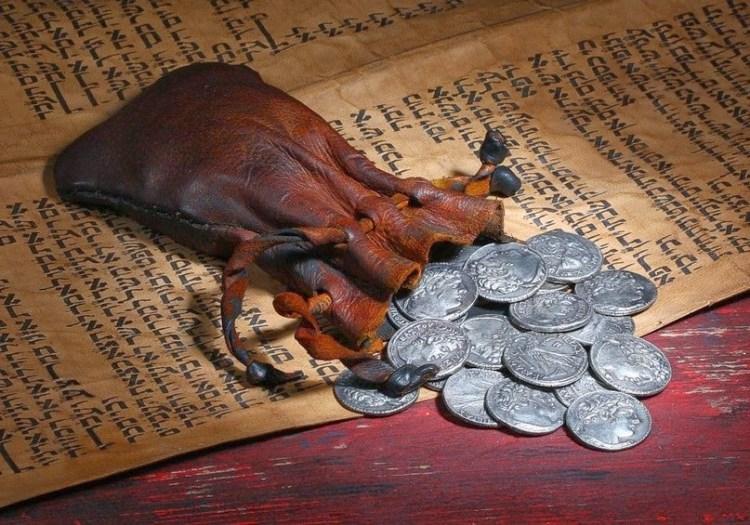цена предательства Христа