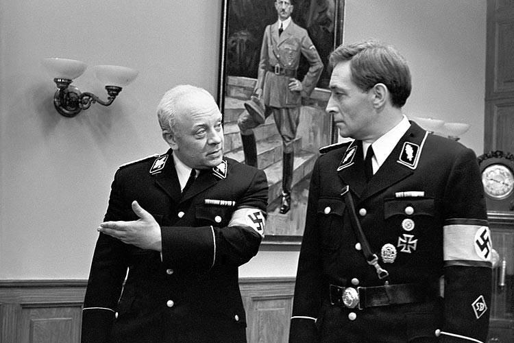 Прототип Штирлица, как и его киногерой, работал с Борманом