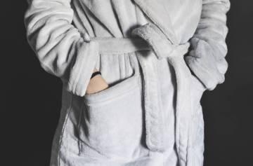 узнай характер по халату