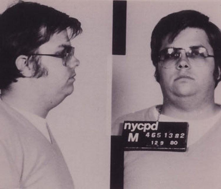 убийца Леннона