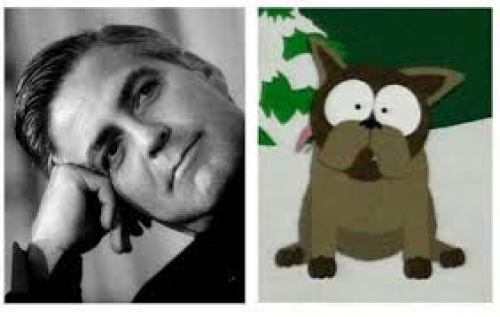Южный парк, 4 сезон, Джордж Клуни