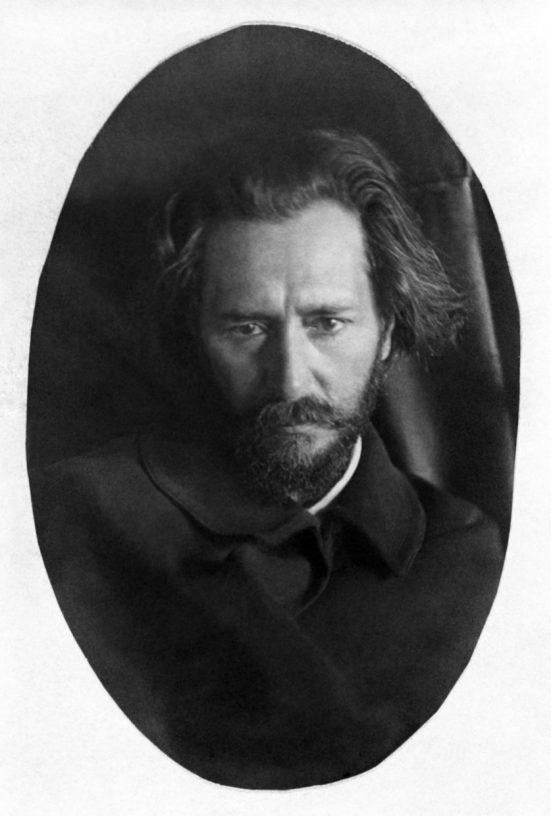 Писатель Леонид Андреев