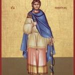 Фишки дня — 28 сентября, Великомученик Никита Готфский