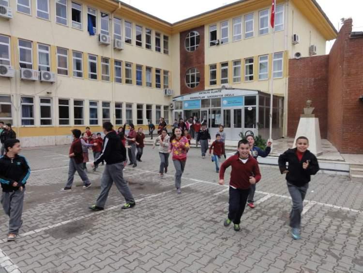 турция, школа, Сборы в школу