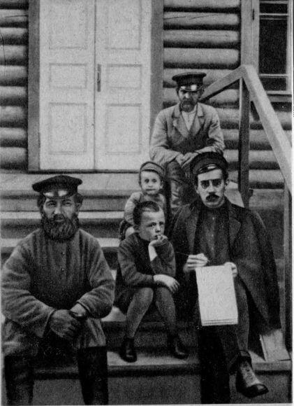 Александр Беляев, юность Беляева