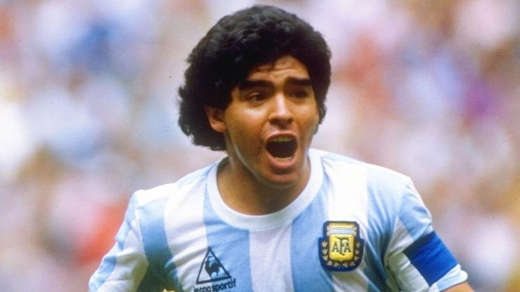 фишки дня, Диего Марадона