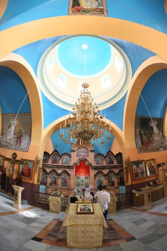 Хеврон. Святая Земля, храм святых Праотцев в Хевроне