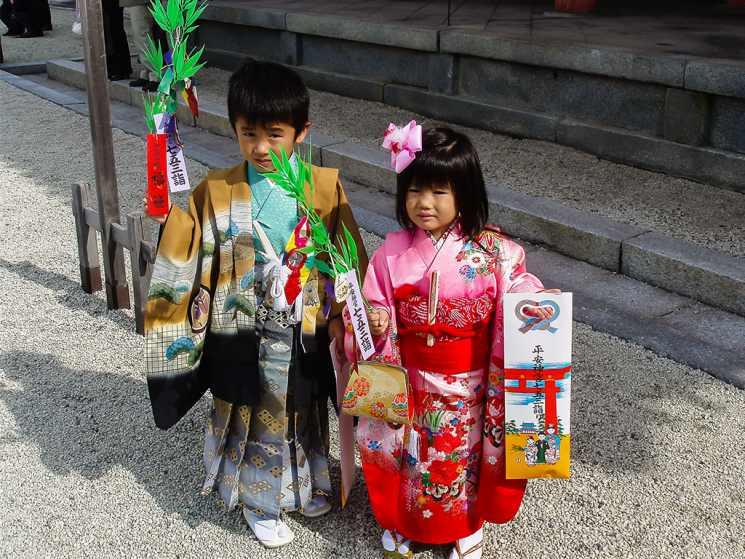Фишки дня — 15 ноября, сити-го-сан, Япония