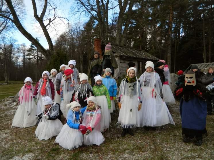 фишки дня, Кадрин день, праздники Эстонии