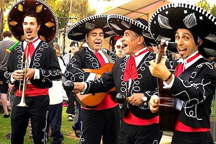 фишки дня, мексика, марьячи, день святой Сесилии