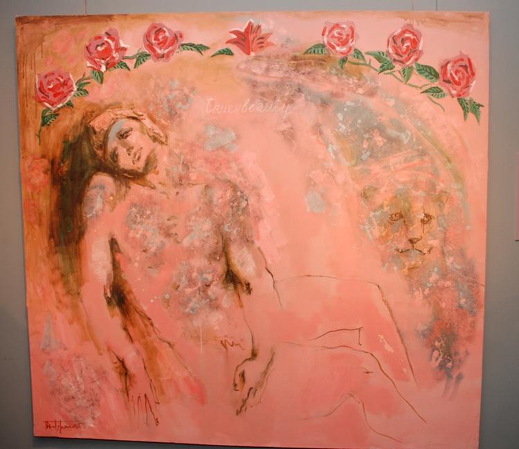 Подервянский, художник, картины