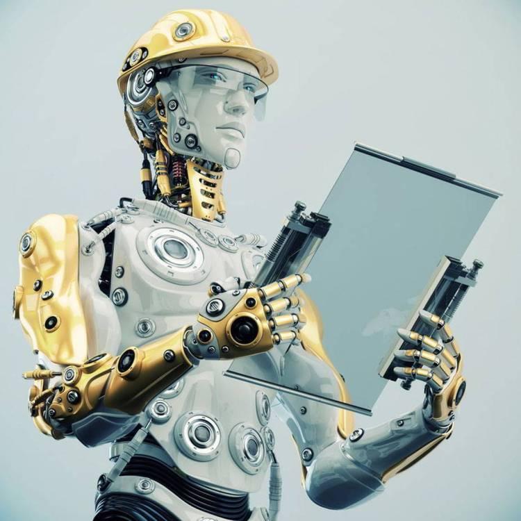 Страхи будущего, робот, личность, искусственный интеллект