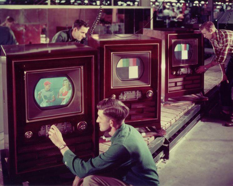 Фишки дня — 21 ноября, всемирный день телевидения