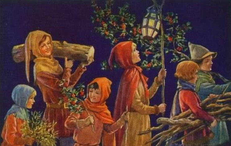 Фишки дня — 20 декабря, Йоль