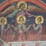 фишки дня, пророк Даниил и три отрока